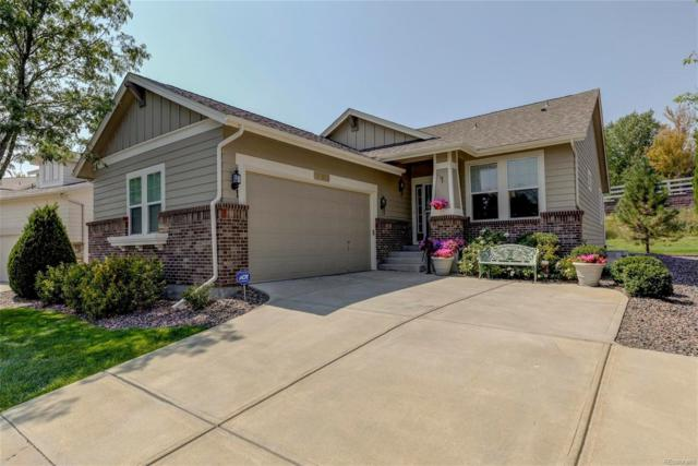 20523 E Lake Avenue, Centennial, CO 80016 (#8470548) :: The Tamborra Team
