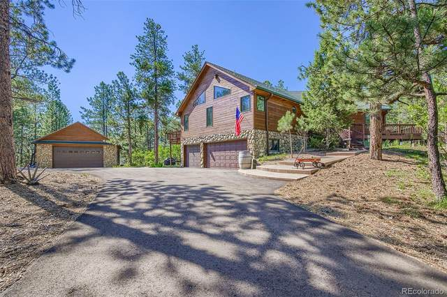 934 Cottonwood Lane, Larkspur, CO 80118 (#8471018) :: Wisdom Real Estate