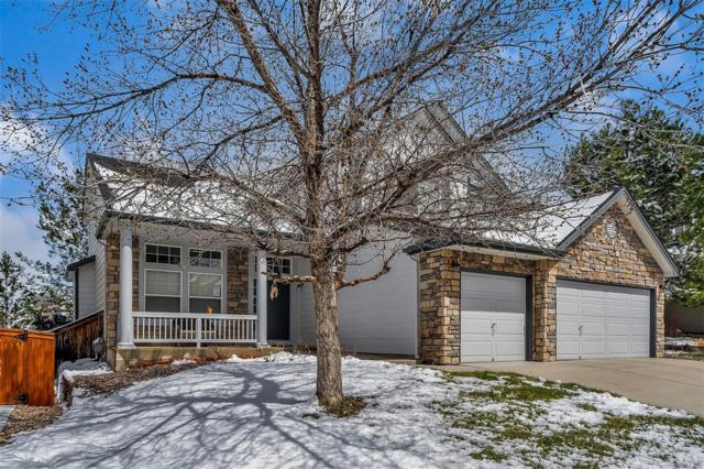 9968 Gwendelyn Place, Highlands Ranch, CO 80129 (#8471055) :: The Galo Garrido Group