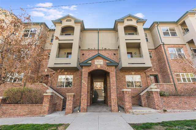 2901 Wyandot Street #17, Denver, CO 80211 (MLS #8471085) :: Stephanie Kolesar