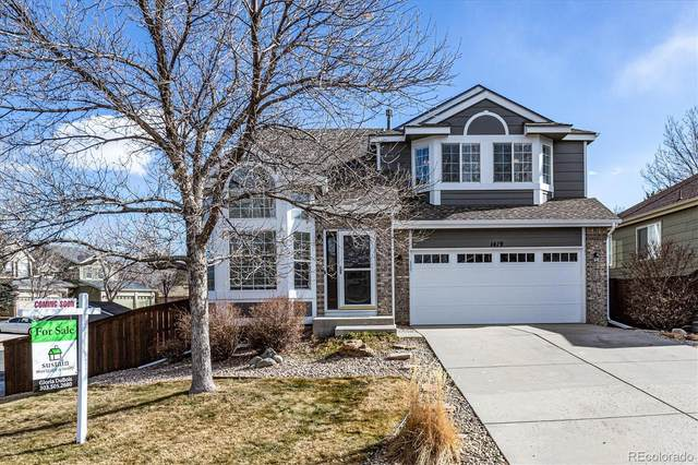 1419 Mulberry Lane, Highlands Ranch, CO 80129 (#8471368) :: The Dixon Group