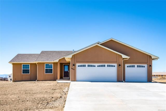 1087 E Buffalo Bill Lane, Pueblo West, CO 81007 (#8471385) :: Mile High Luxury Real Estate