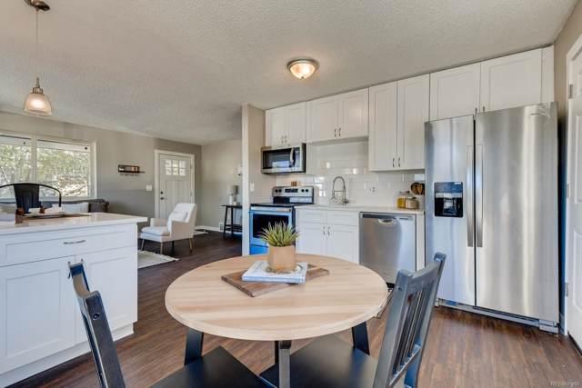 980 Newton Street A, Denver, CO 80204 (MLS #8471478) :: 8z Real Estate
