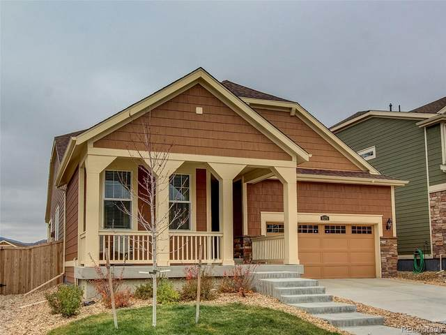 6175 Flattop Street, Golden, CO 80403 (MLS #8471748) :: 8z Real Estate