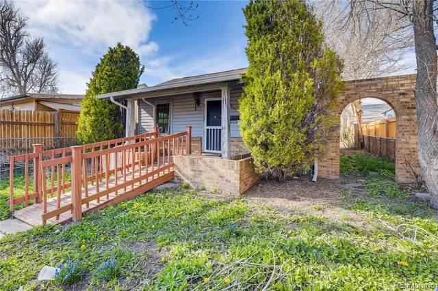3467 W Dakota Avenue, Denver, CO 80219 (#8471921) :: Venterra Real Estate LLC