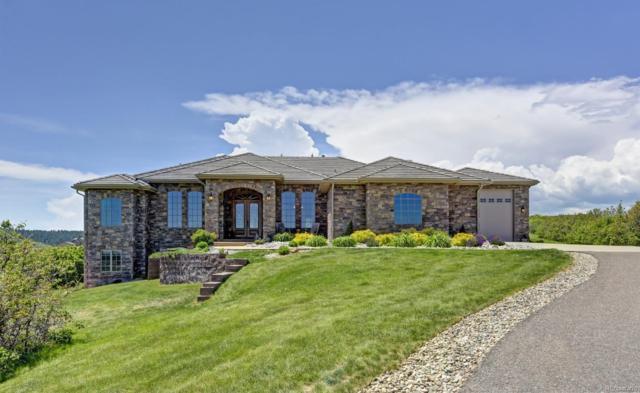 2580 Oxbow Drive, Castle Rock, CO 80104 (#8472175) :: The Peak Properties Group