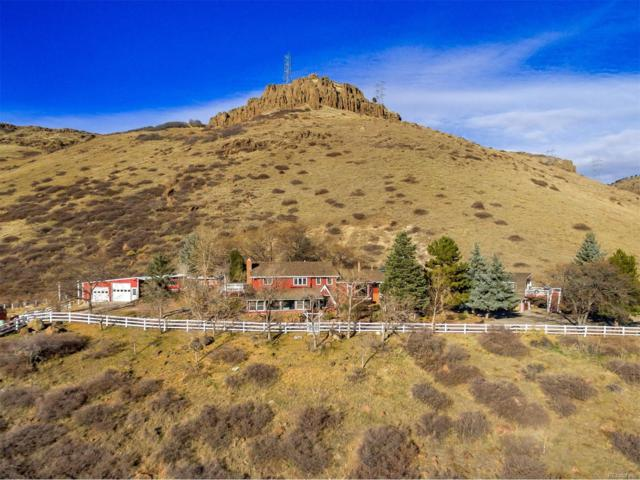 3975 Easley Road, Golden, CO 80403 (#8472349) :: The City and Mountains Group