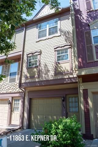 11863 E Kepner Drive, Aurora, CO 80012 (MLS #8472719) :: 8z Real Estate
