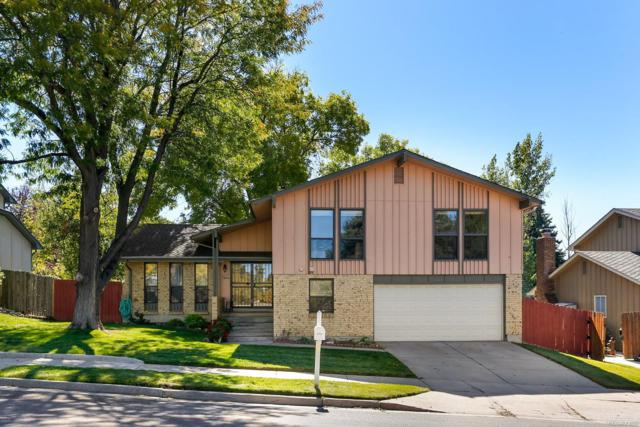 8702 E Mansfield Avenue, Denver, CO 80237 (#8472985) :: The Heyl Group at Keller Williams