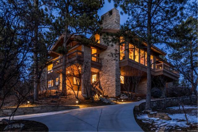 385 Castle Pines Drive, Castle Rock, CO 80108 (#8473188) :: The Peak Properties Group