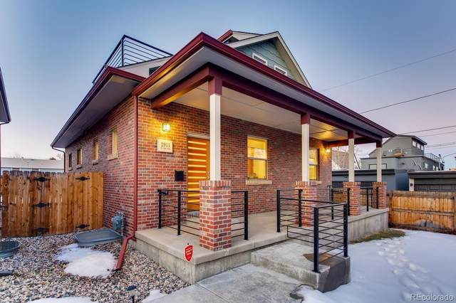 2911 W 20th Avenue, Denver, CO 80211 (MLS #8473983) :: 8z Real Estate