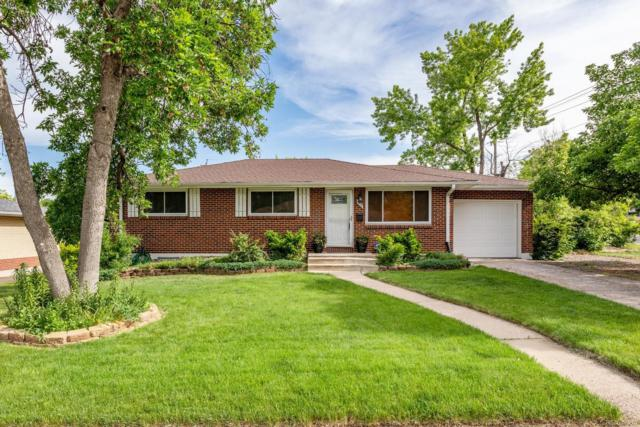3398 W Monmouth Avenue, Englewood, CO 80110 (#8474390) :: The Peak Properties Group