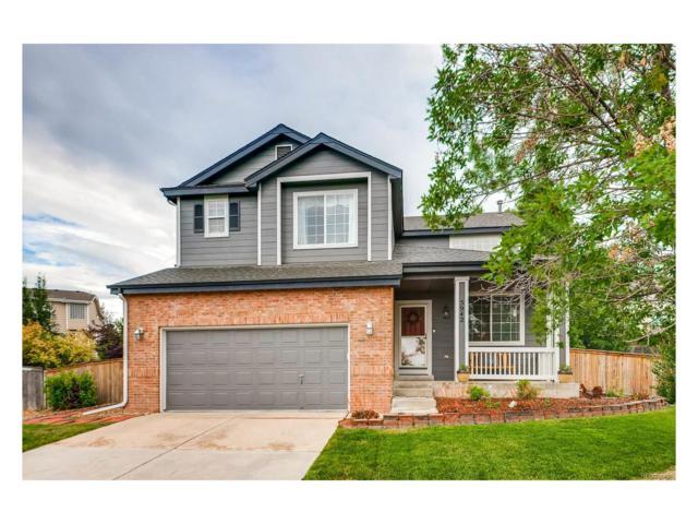 5942 Panther Hollows, Littleton, CO 80124 (MLS #8474571) :: 8z Real Estate