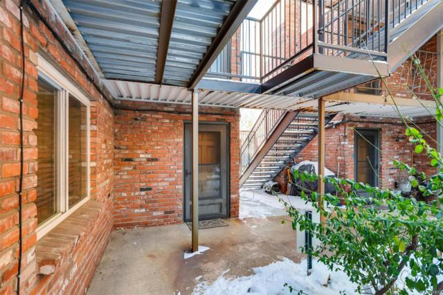 155 S Pennsylvania Street #105, Denver, CO 80209 (#8474923) :: ParkSide Realty & Management