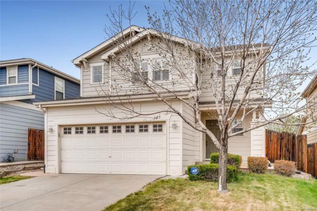 625 E 77th Avenue, Denver, CO 80229 (MLS #8475050) :: 8z Real Estate