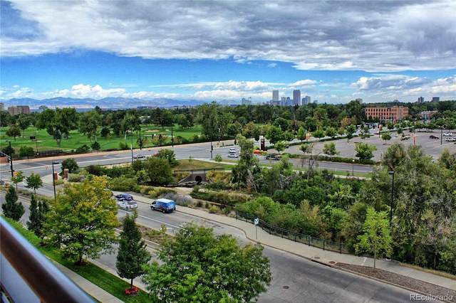 2400 E Cherry Creek South Drive #601, Denver, CO 80209 (#8475315) :: Bring Home Denver with Keller Williams Downtown Realty LLC