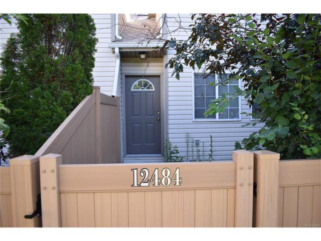12484 E Tennessee Drive, Aurora, CO 80012 (MLS #8475650) :: 8z Real Estate