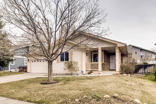 756 Brookside Drive, Longmont, CO 80504 (MLS #8475899) :: Colorado Real Estate : The Space Agency