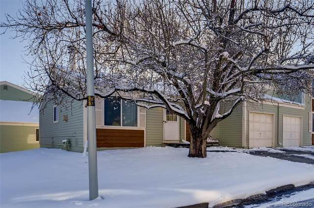15913 E Rice Place A, Aurora, CO 80015 (MLS #8475997) :: 8z Real Estate