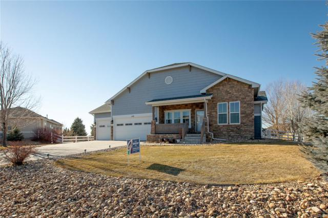 1129 Green Ridge Drive, Severance, CO 80615 (MLS #8476036) :: Kittle Real Estate