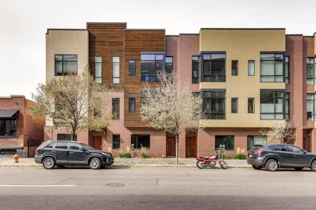 2325 Walnut Street #2, Denver, CO 80205 (#8476049) :: RazrGroup