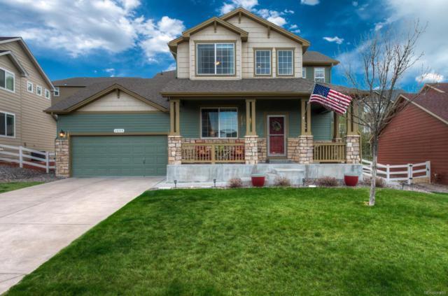 3855 Deer Valley Drive, Castle Rock, CO 80104 (#8476070) :: Colorado Home Realty