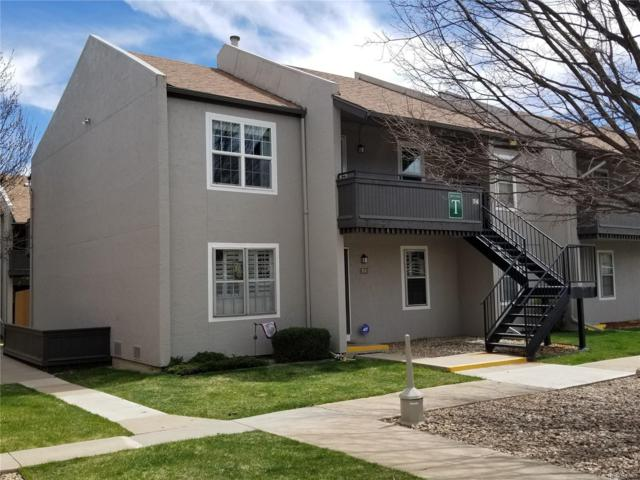 2301 E Fremont Avenue T06, Centennial, CO 80122 (#8476369) :: 5281 Exclusive Homes Realty