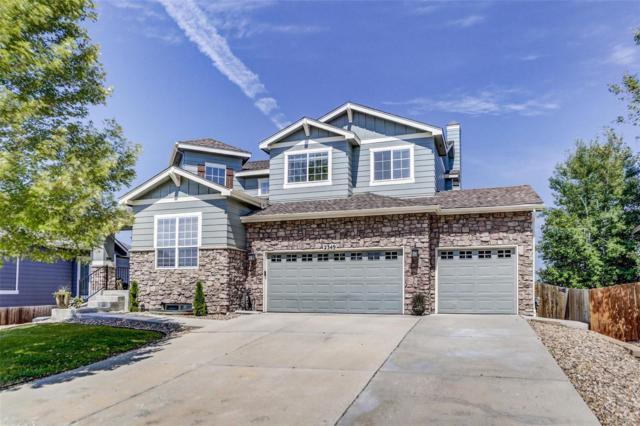2349 Dogwood Circle, Erie, CO 80516 (#8476436) :: House Hunters Colorado