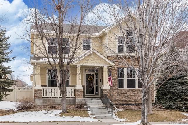 2130 Harmony Park Drive, Westminster, CO 80234 (#8476756) :: The Griffith Home Team