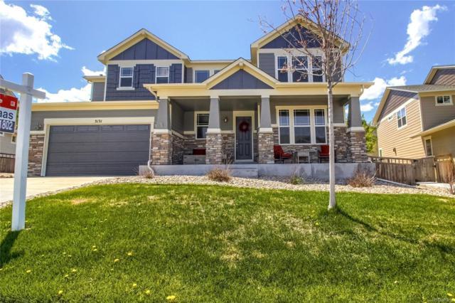 3131 Starry Night Loop, Castle Rock, CO 80109 (MLS #8477288) :: 8z Real Estate