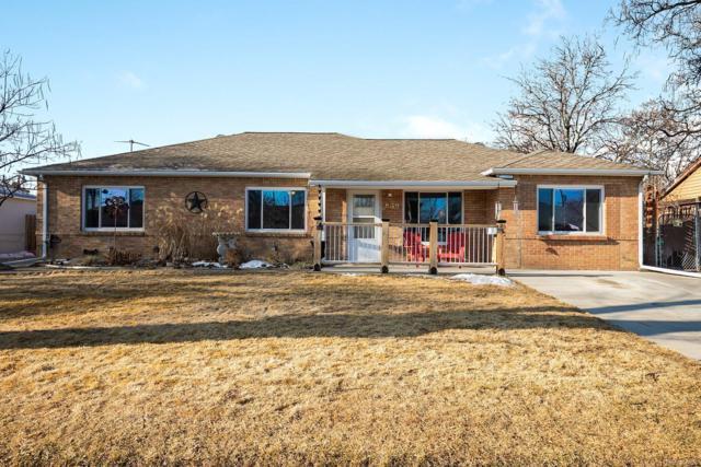 839 Revere Street, Aurora, CO 80011 (MLS #8477730) :: 8z Real Estate