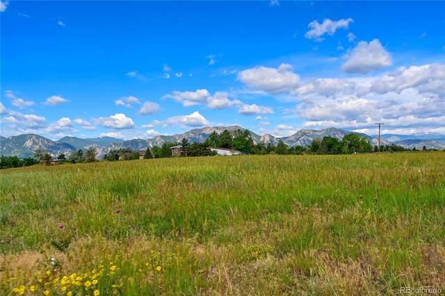 7171 Marshall Drive, Boulder, CO 80303 (#8477918) :: Venterra Real Estate LLC