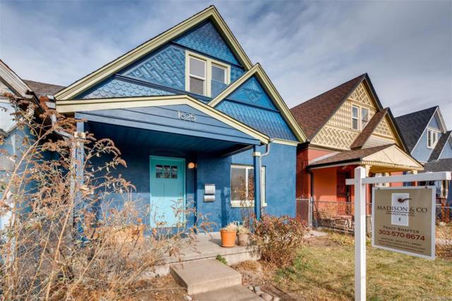 1625 E 30th Avenue, Denver, CO 80205 (MLS #8477952) :: Bliss Realty Group