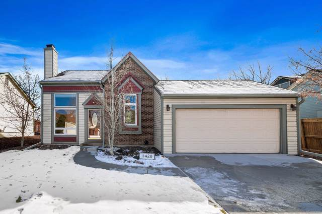11428 W 103rd Drive, Westminster, CO 80021 (#8478312) :: The Peak Properties Group