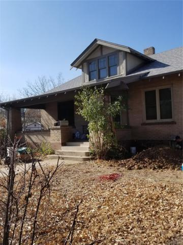 2305 Hudson Street, Denver, CO 80207 (#8478325) :: My Home Team