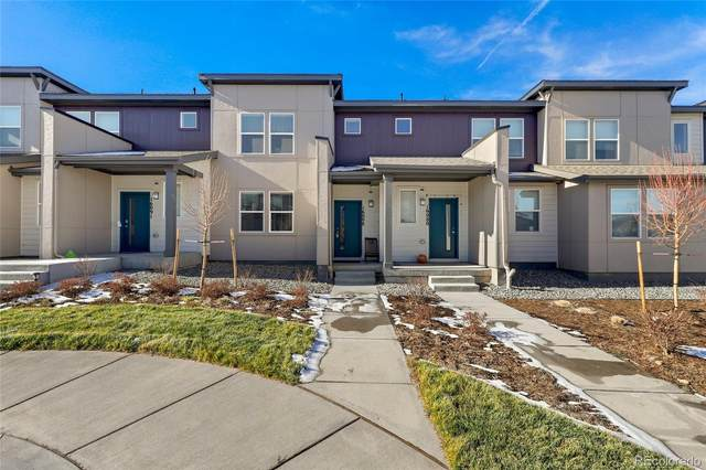 16098 E 47th Drive, Denver, CO 80239 (#8478482) :: iHomes Colorado