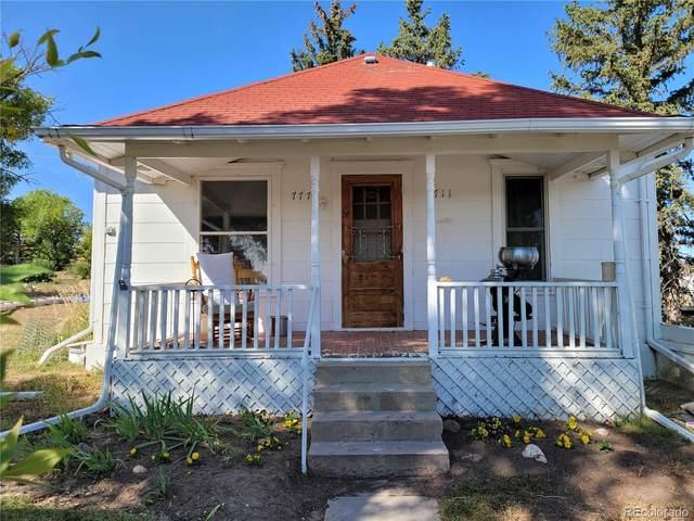 711 Navajo Avenue, Simla, CO 80835 (#8478610) :: Venterra Real Estate LLC