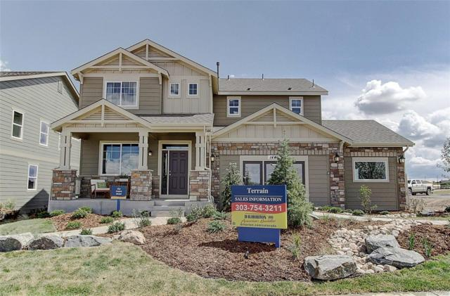 4426 Sidewinder Loop, Castle Rock, CO 80108 (#8478716) :: Structure CO Group