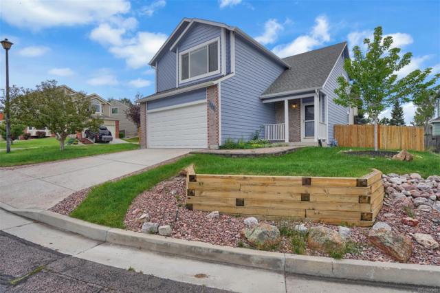 135 Holbrook Street, Colorado Springs, CO 80921 (#8478973) :: The Healey Group