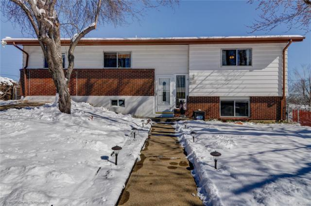 11397 W Ford Place, Lakewood, CO 80226 (#8479878) :: The Peak Properties Group