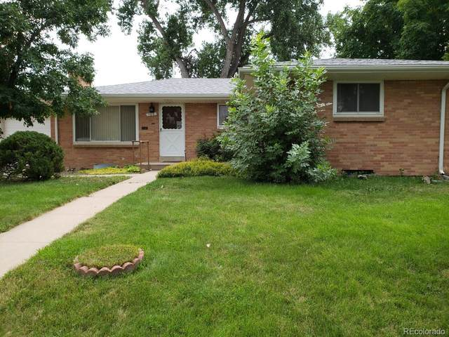708 W Valleyview Avenue, Littleton, CO 80120 (MLS #8480172) :: Clare Day with Keller Williams Advantage Realty LLC