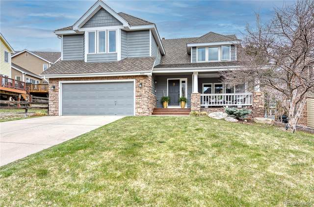 103 Willowleaf Drive, Littleton, CO 80127 (#8480215) :: Hudson Stonegate Team