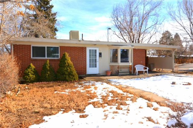 2690 S Perry Street, Denver, CO 80219 (MLS #8480646) :: 8z Real Estate