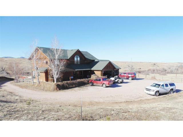 6100 Airport Road, Sedalia, CO 80135 (MLS #8480663) :: 8z Real Estate