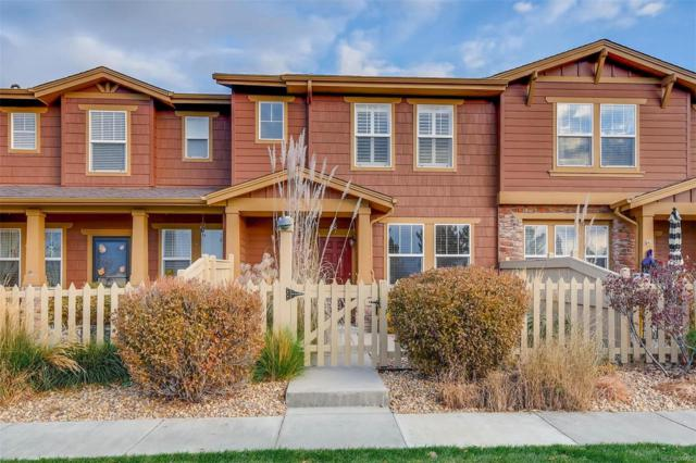10451 Truckee Street 2D, Commerce City, CO 80022 (#8480776) :: 5281 Exclusive Homes Realty