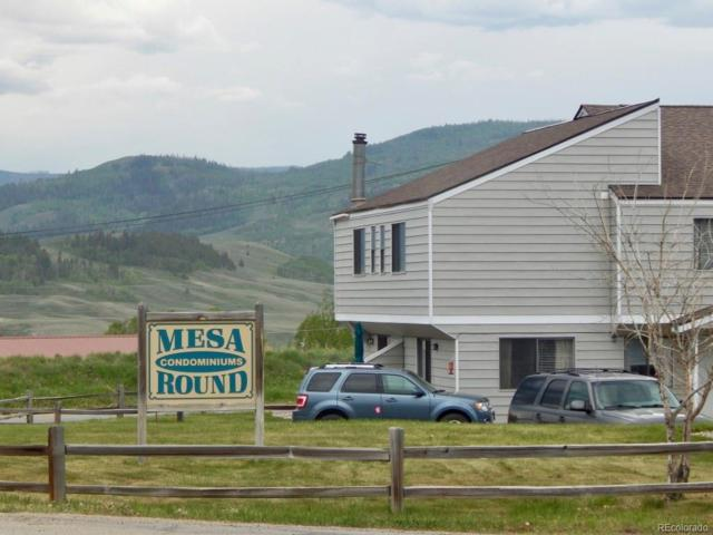485 County Road 61 #203, Granby, CO 80446 (#8480798) :: The Galo Garrido Group