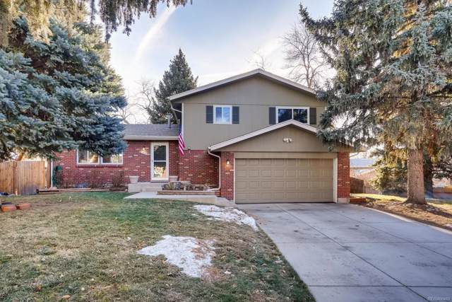 12630 W 67th Place, Arvada, CO 80004 (#8480812) :: The Dixon Group