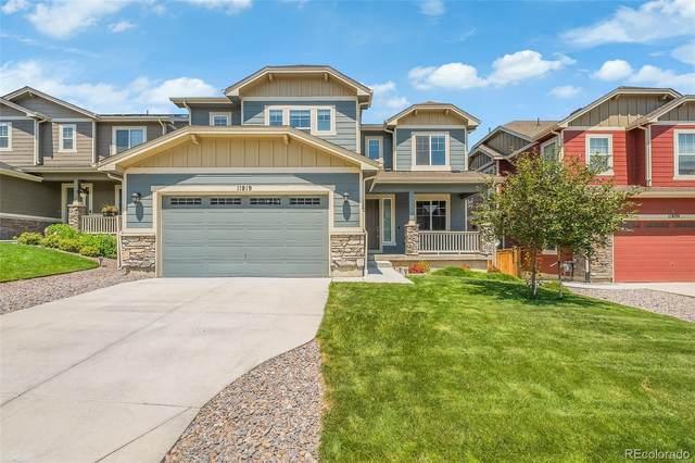 11819 W Portland Drive, Littleton, CO 80127 (#8481201) :: Finch & Gable Real Estate Co.
