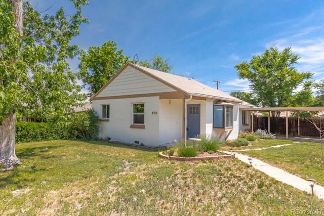 490 S Canosa Court, Denver, CO 80219 (MLS #8481484) :: 8z Real Estate
