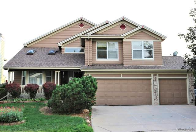 11206 W Arbor Drive, Littleton, CO 80127 (#8482119) :: The DeGrood Team